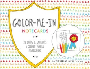 Color-Me-In Note Cards