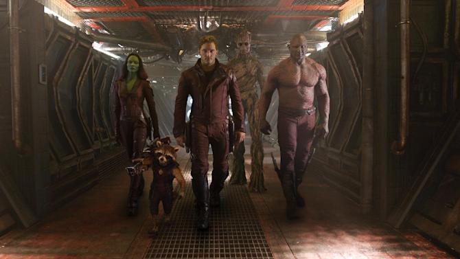 "Still from ""Guardians of the Galaxy"""