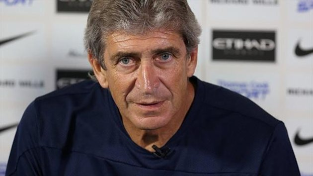 Manuel Pellegrini refused to be drawn on a potential move for Pepe