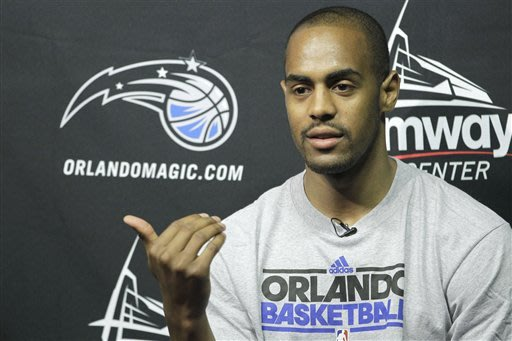 Afflalo says Magic can 'build something special'