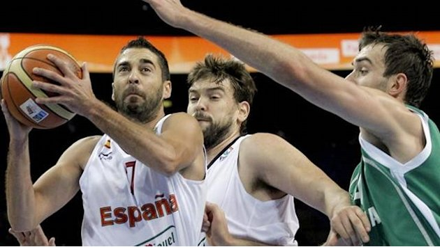 Baloncesto - Orenga: &quot;Navarro, el jugador con ms talento de Espaa&quot;
