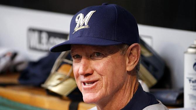 Milwaukee Brewers fire manager Ron Roenicke