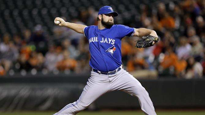 Blue Jays eliminate Orioles with 3-2 win