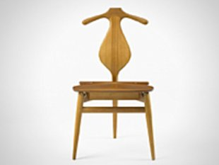 A Hans Wegner chair