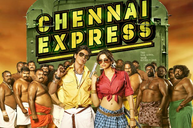 Chennai Express (2013) Full Movie