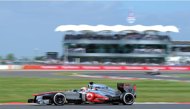 Motor Racing - 2013 Formula One World Championship - British Grand Prix - Race - Silverstone