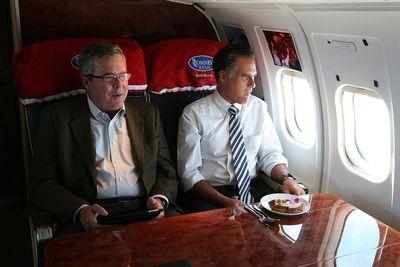 A Mitt Romney presidential campaign is the best thing that could happen to Jeb Bush
