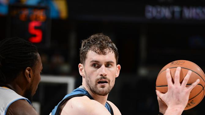 Timberwolves outlast Nuggets for 132-128 win