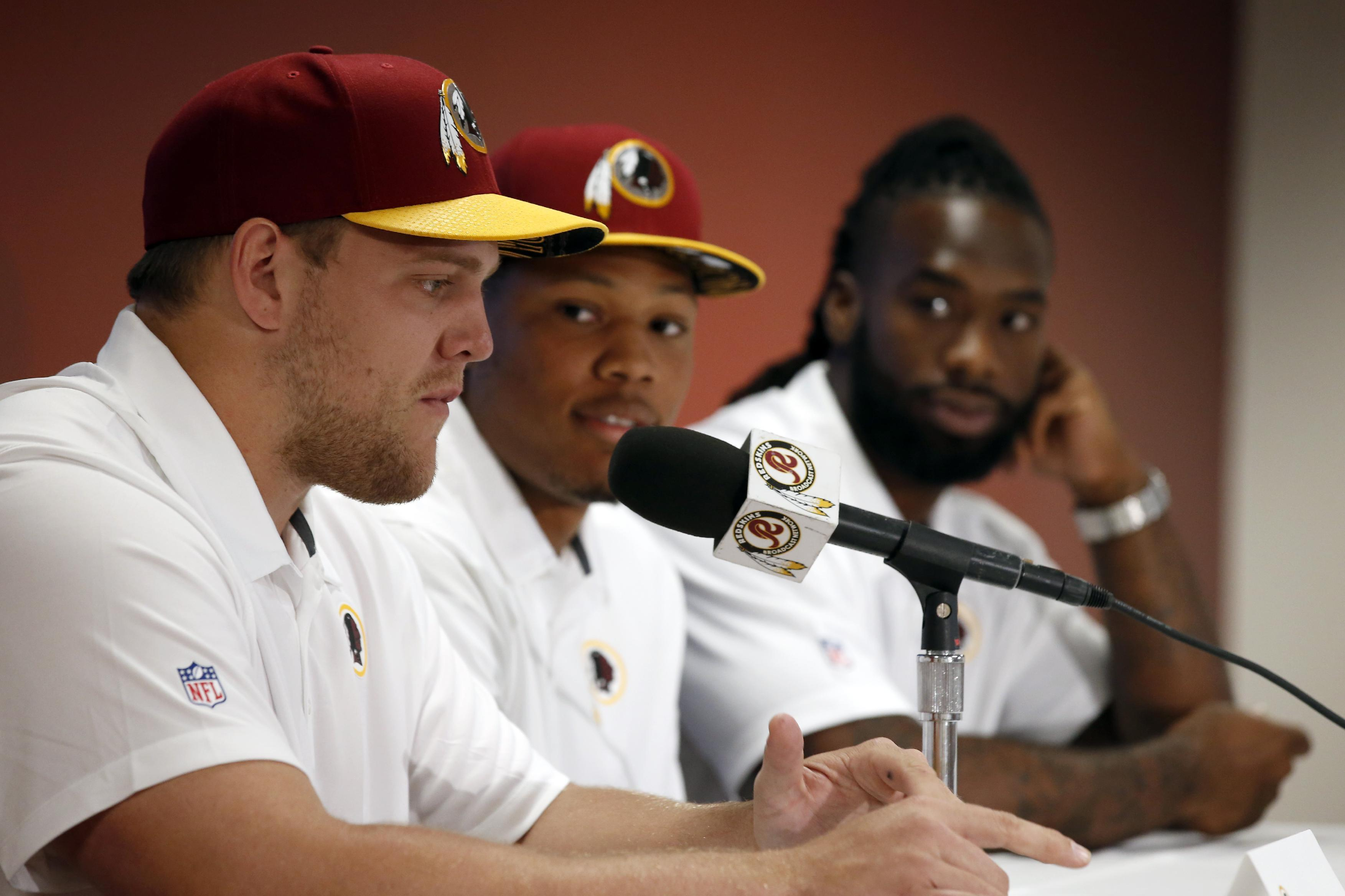 Redskins wrap up busy NFL draft, moves result in 10 players