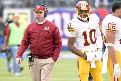 Jay Gruden and Robert Griffin III both expected to return to Washington, per report