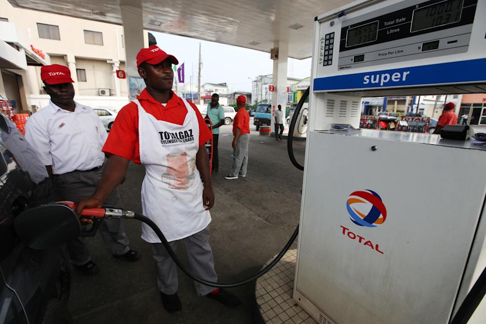Total sells Nigeria offshore oil stake for $2.5B