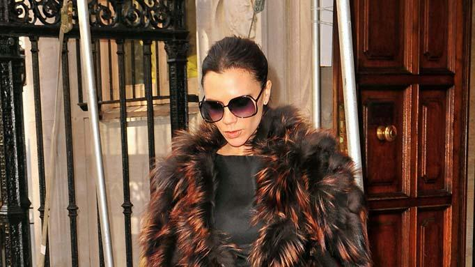 Victoria Beckham NY Fashion Week