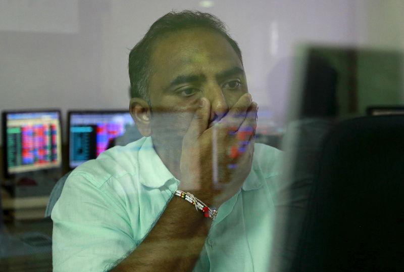 Sensex hits nearly 14-month low ahead of U.S. jobs report