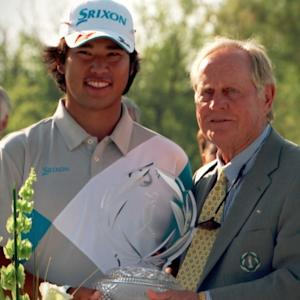 Hideki Matsuyama wins the Memorial Tournament 2014