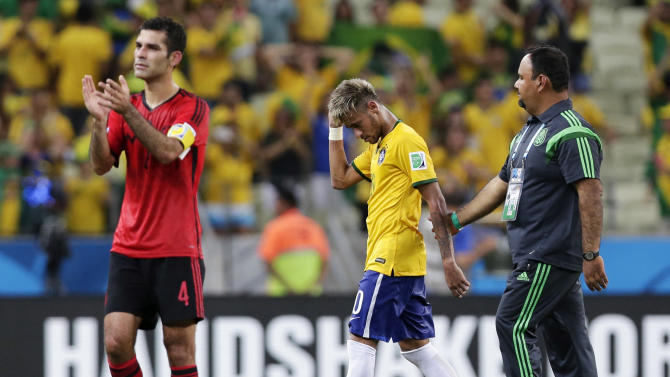 Brazil sees improvement despite disappointing draw