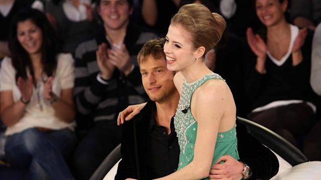 2012, Alex Schwazer, Carolina Kostner, Ap/LaPresse