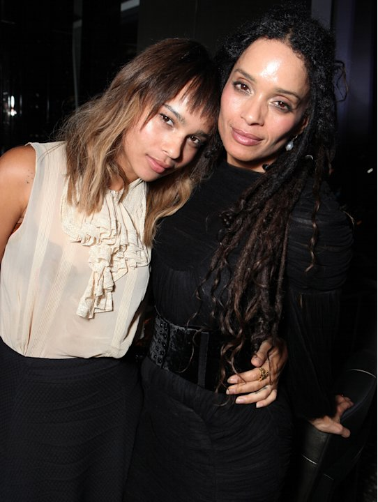Zoe Kravitz &amp; Lisa Bonet