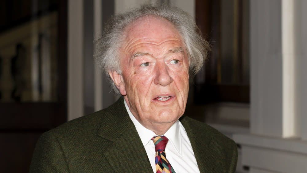 Dumbledore Actor Michael Gambon to Play Winston Churchill in ITV-Masterpiece Film