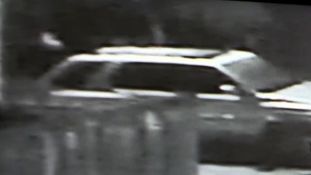 Attempted kidnapping caught on tape