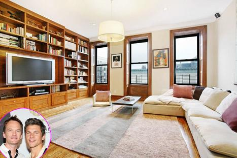 Neil Patrick Harris Buys Harlem Brownstone for $3.6 Million: Pictures