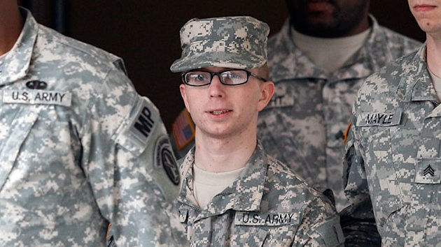 Bradley Manning Arraigned, Defers Entering Plea (ABC News)