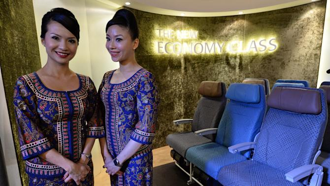 Singapore Airlines unveils new First Class cabins
