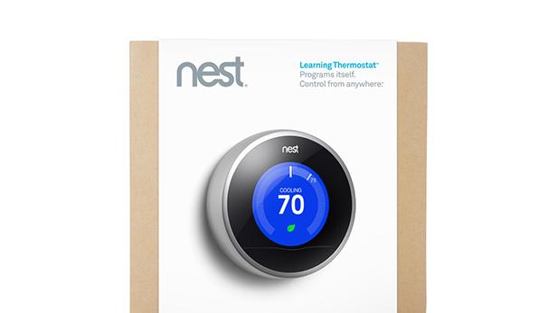 Keep Your Home Toasty Warm With the Innovative Nest Thermostat