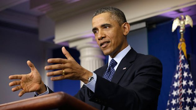 Obama Seeks to End 'Political Gridlock' in Weekly Address (ABC News)