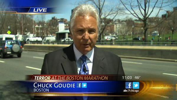 176 injured, 3 dead in Boston Marathon explosions