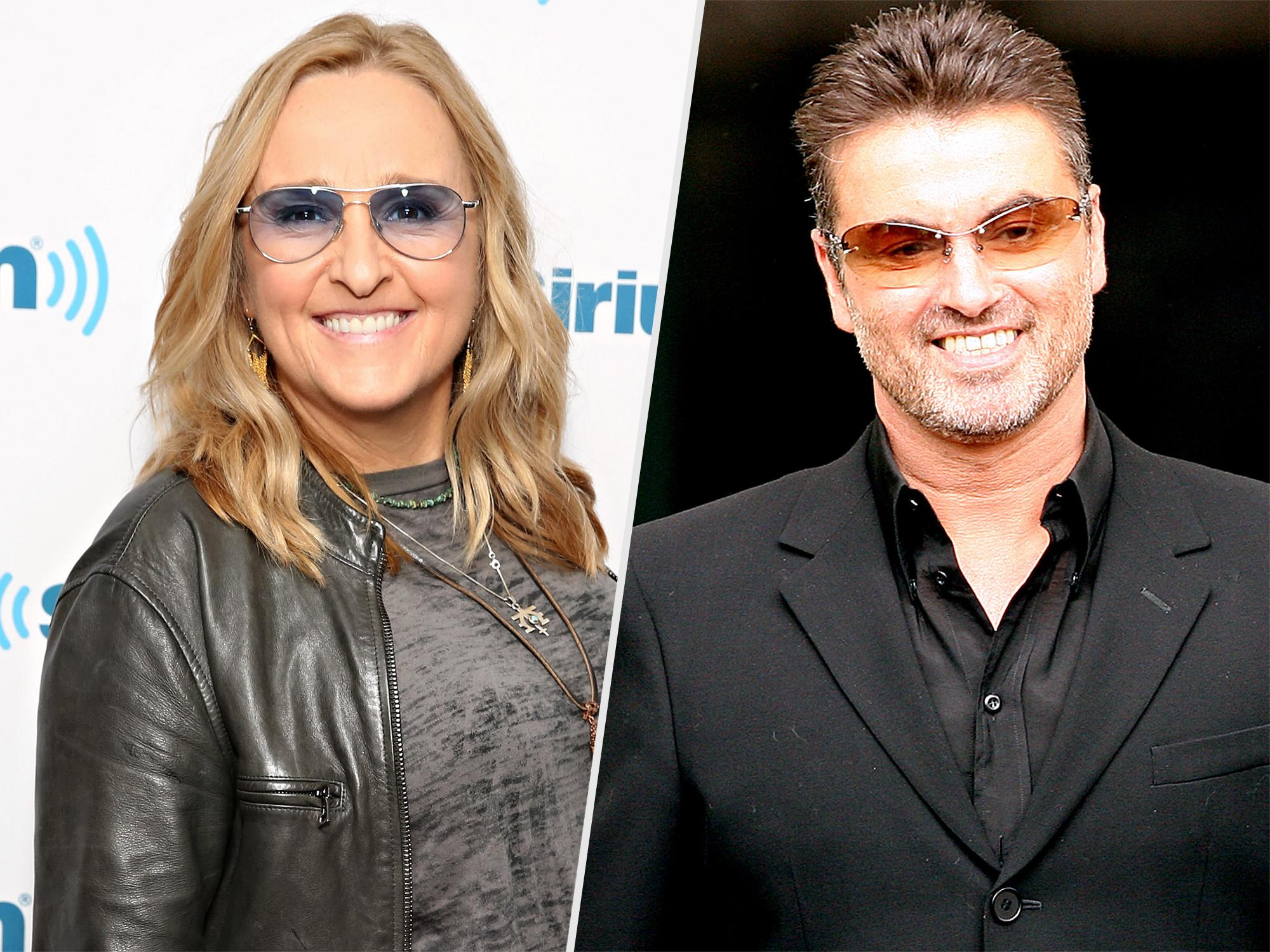 Melissa Etheridge Remembers 'Musically Brilliant' George Michael