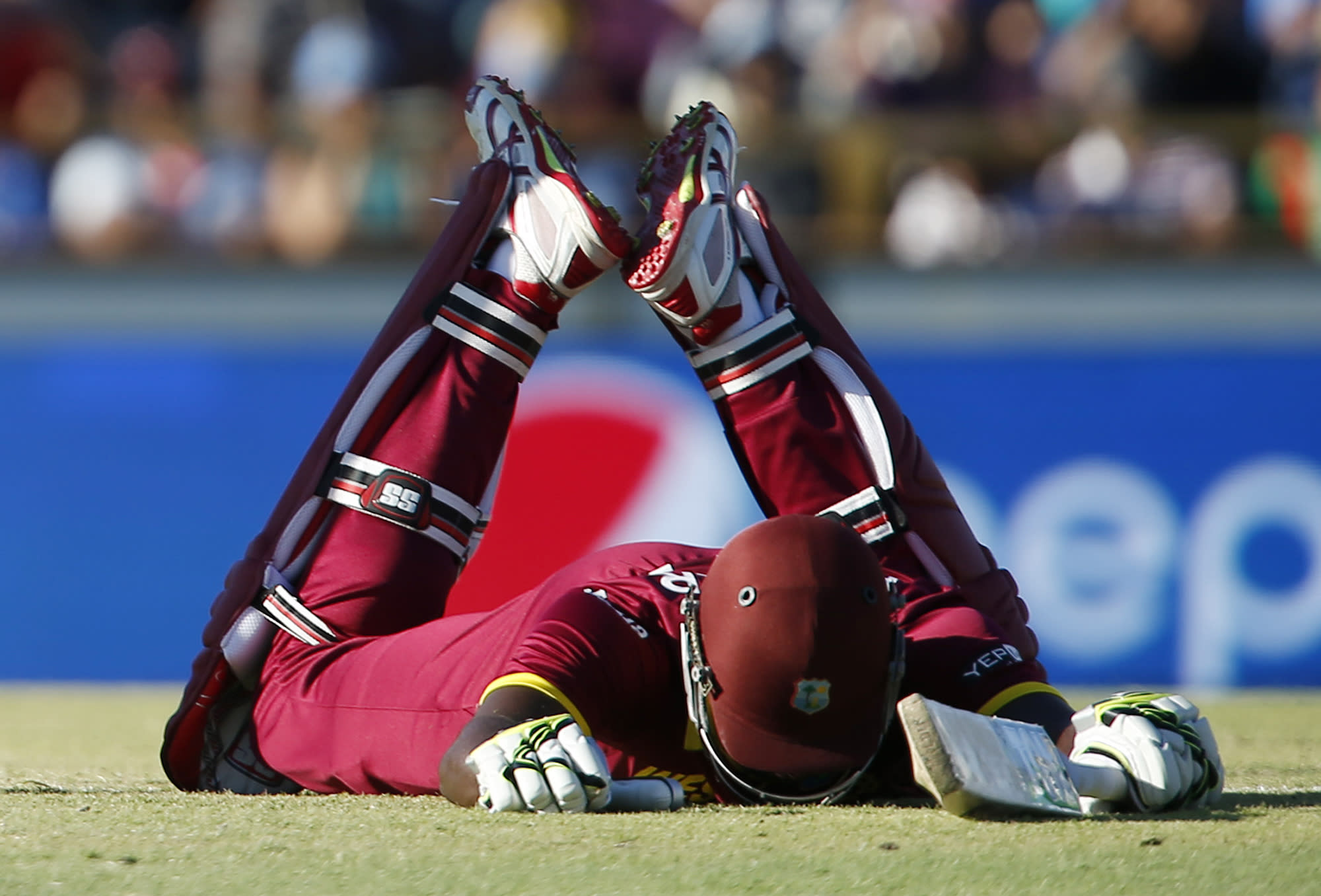 India beats West Indies by 4 wickets at World Cup