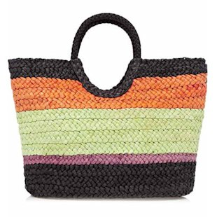 Straw Shopper Reiss