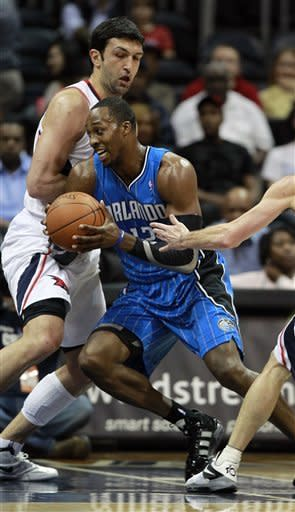 Smith scores 22 to lead Hawks over Magic 83-78