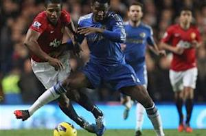 Chelsea investigating alleged racist gesture during Manchester United clash