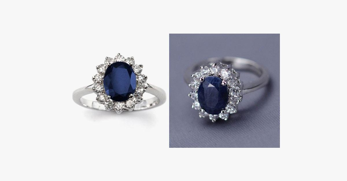 Claim Your Free Sapphire and Diamond-Accent Rings