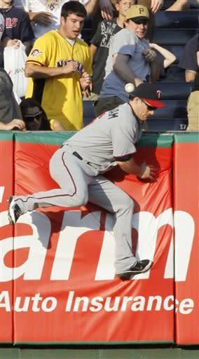 Pirates drop Twins 7-2 for 3rd straight win
