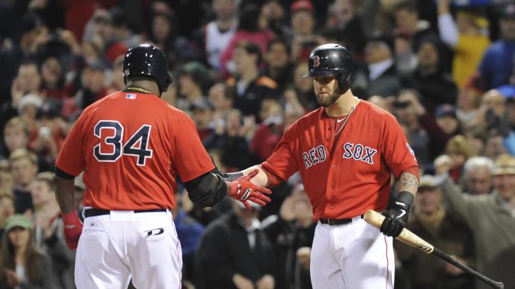 MLB: Houston Astros at Boston Red Sox