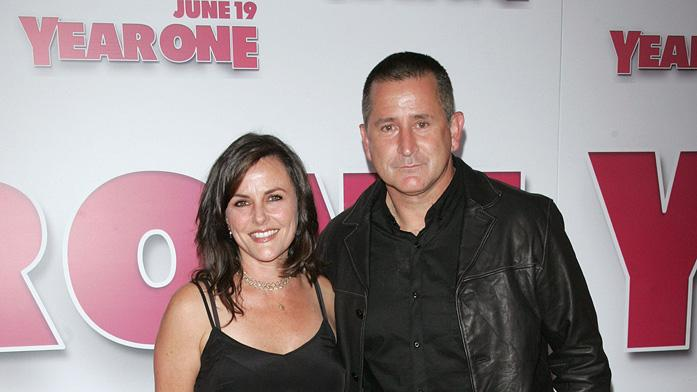 Year One New York premiere 2009 Gia Carides Anthony LaPaglia