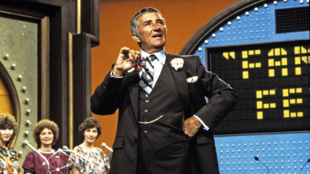 Richard Dawson on 'Family Feud' -- ABC