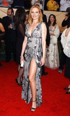 Marg Helgenberger Screen Actors Guild Awards 2/22/2004