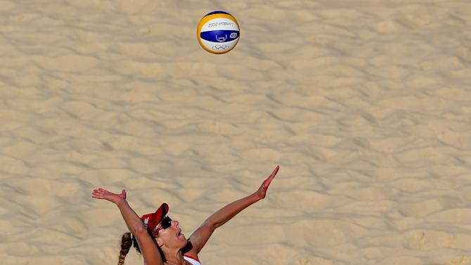 Olympics Day 6 - Beach Volleyball