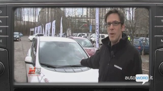 Video Nissan Leaf - Around View