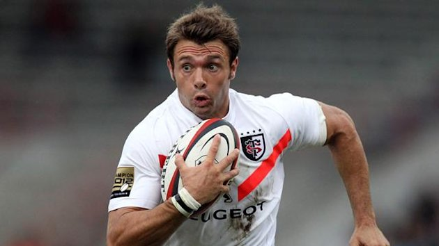 Vincent Clerc - Toulouse - 25 aout 2012