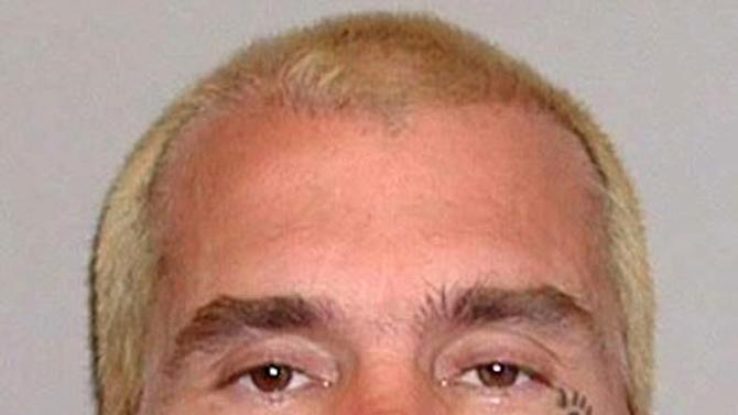 This photo provided by the Portland, Ore., Police Department shows Merle Hatch.  More than 240 inmates have slipped away from federal custody in the past three years while traveling to halfway houses, including several who committed bank robberies and a carjacking while on the lam, according to documents obtained by The Associated Press. In 2012, Hatch, a convict left unguarded to fly to Denver, instead robbed a bank near Portland and was shot to death by police after a confrontation with officers days later. (Portland Police Department via AP)
