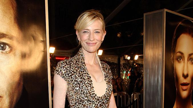 The Curious Case of Benjamin Button Premiere 2008 LA Cate Blanchett