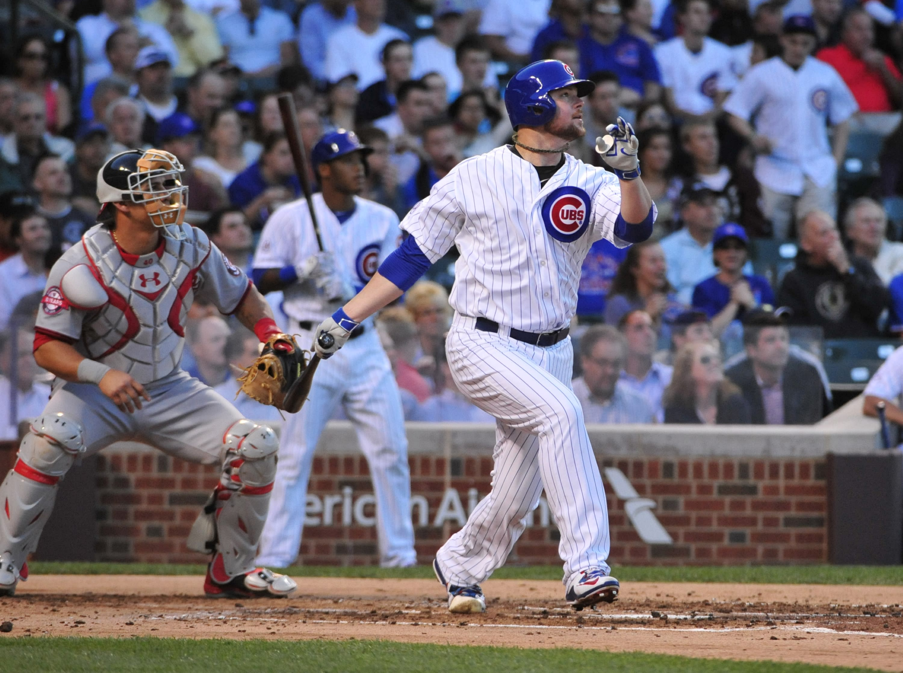 Jon Lester sets record for futility at the plate by starting career 0-for-58