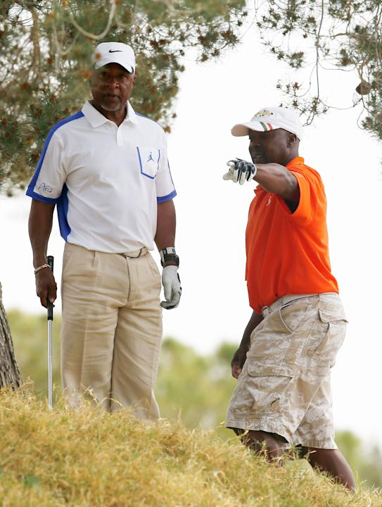 ARIA Resort & Casino's 12th Annual Michael Jordan Celebrity Invitational At Shadow Creek In North Las Vegas - Day 4