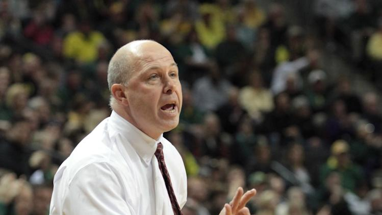 NCAA Basketball: Arizona State at Oregon
