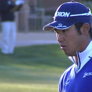 Hideki Matsuyama begins Round 2 with par at Waste Management