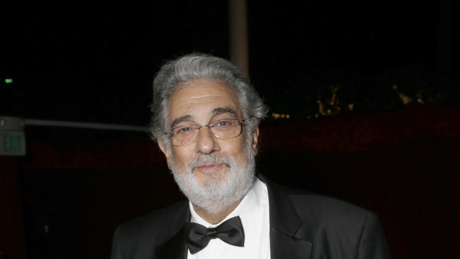 IMAGE DISTRIBUTED FOR LA OPERA - Placido Domingo is seen at LA Opera's Gala Opening on Saturday, Sept. 15, 2012 in Los Angeles. (Photo by Todd Williamson/Invision for the LA Opera/AP Images)